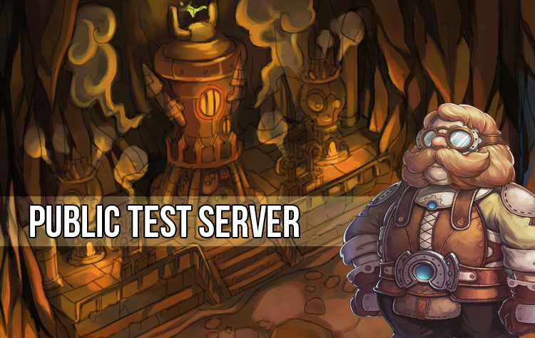 [Public Testserver] Ready for another challenge?