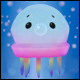 Mini Jelly Fish (+25 Stats)(30 Days)