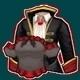 Robe/ Costume de noble [2% Crit][30 jours]