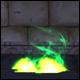 Emerald Flame (5% Crit)(5% Evasion)(30 Days)