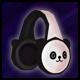 Panda Headphones (5% Def)(30 Days)