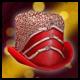 Red Swag Hat (5% Dmg)(5% Crit)(30 Days)