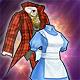 Costume d'Alice (+2% Crit)(30 jours)