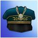 Captain Hare's Blue Peaked Cap (+5% Crit)(30 Days)
