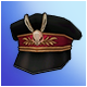 Captain Hare's Red Peaked Cap (+5% Damage)(30 Days)