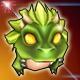 Green Dragon Mask (7% Crit)(30 Days)
