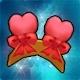 Hearts Hat (5% Evasion)(30 Days)