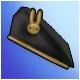 Lieutenant Hare's Black Bonnet (+4% Damage)(+4% Defense)(30 Days)