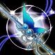 Le Papillon One Handed Sword (5,000 Durability)