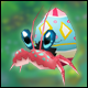 Eggy the Fabulous Hermit (+25 Stats)(30 Days)