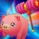 Mini Banks the Pig (+10 Stats)(30 Days)