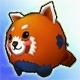 Mini Red Panda (+7 Stats)(30 Days)