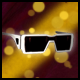 Red Swag Sunglasses (4% Dmg)(4% Crit)(30 Days)