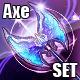 Stylish Axe Set