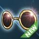 Black Glasses (3% Crit)(30 days)