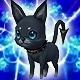 Blacky the cat (Speed 270)(30 days)
