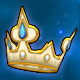 Golden Isyan Crown (Permanent)