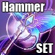 Stylish Hammer Set