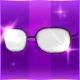 Shiny Glasses (3% Crit)(30 days)