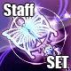 Stylish Staff Set