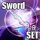 Stylish Sword Set